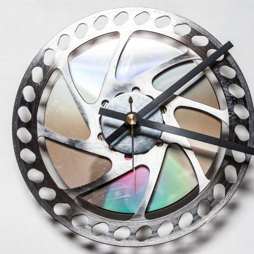 Bike Disk Brake Clock