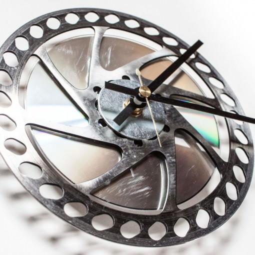Bike Disk Brake Clock angle