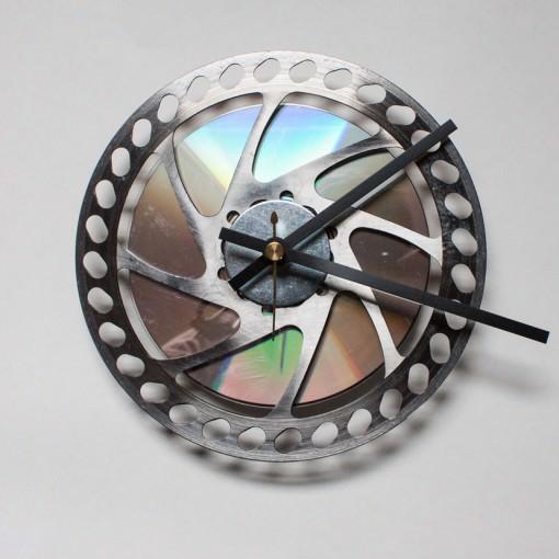 Bike Disk Brake Clock top